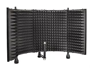 вокальный акустический звукопоглощающий экран vocal shield